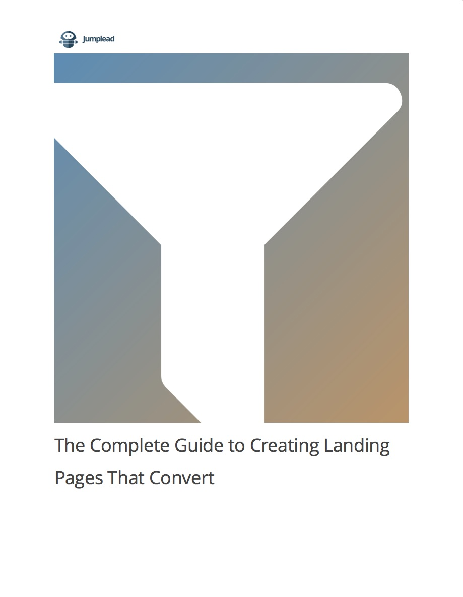 The complete guide to creating landing pages that convert ebook download the guide fandeluxe Image collections